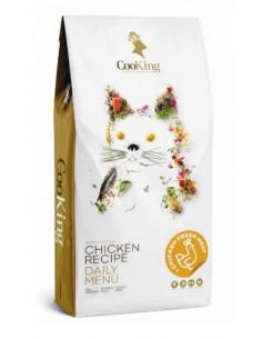 Cooking gato adulto Pollo 8Kg
