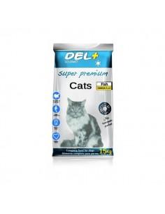 Del+ Gourmet Pienso Cats 15 KG