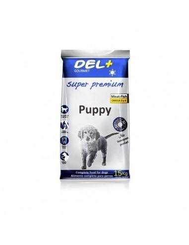 Del+ Gourmet Pienso Puppy 15 Kg