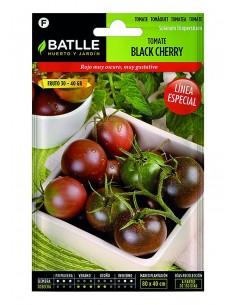 Tomate Black Cherry En Sobres