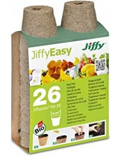 Jiffypot Redondo 6cm