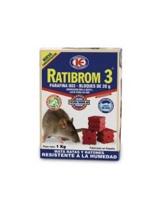 Ratibrom 3 Bloque de...