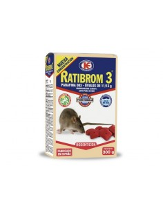 Ratibrom 3 Parafina Óvulo...