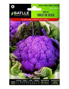 Bróculi Violet De Sicilie...