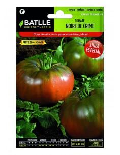 Tomate Noire De Crime En...