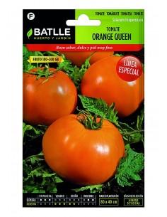 Tomate Orange Queen En Sobres