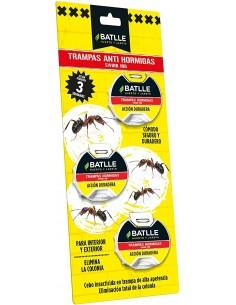 Trampas Anti Hormigas