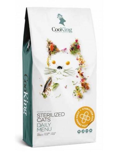 Cooking gato esterlilizado 2Kg